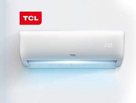 TCL heat pump blue air
